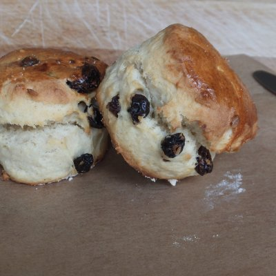 A Cracking Recipe for Scones
